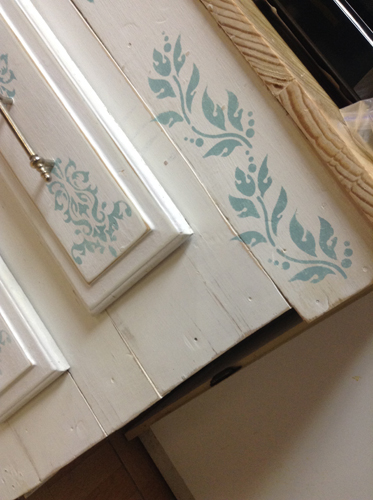 Furniture, Paint, and Pinterest, Oh My!