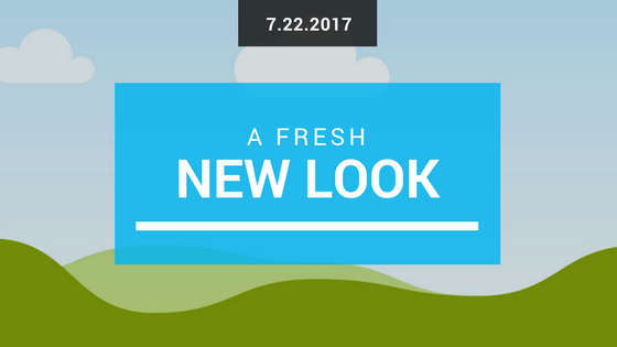 A Fresh New Look